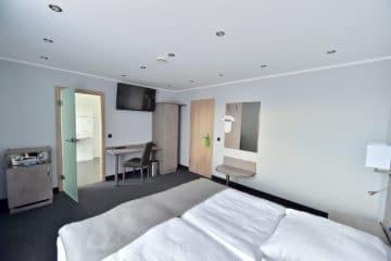 Deluxe Doppelzimmer im GT3 Hotel am Nürburgring