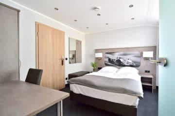 Standard Doppelzimmer im GT3 Hotel am Nürburgring
