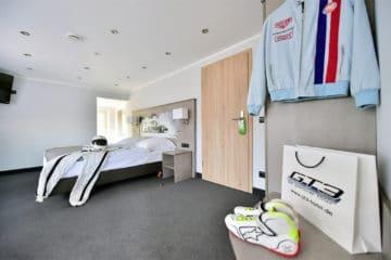 Suite im GT3 Hotel am Nürburgring