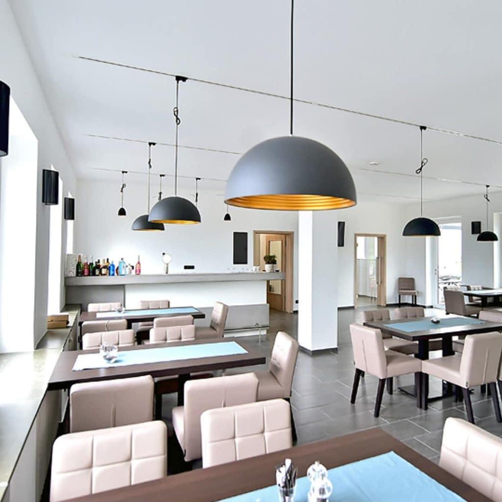 Frühstück im GT3 Hotel in der Eifel